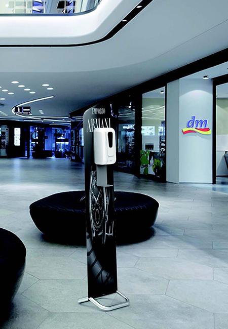 Auto Hand Sanitizer Dispenser